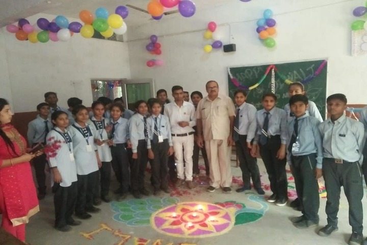 Inderprastha Senior Secondary School-Diwali Celebrations