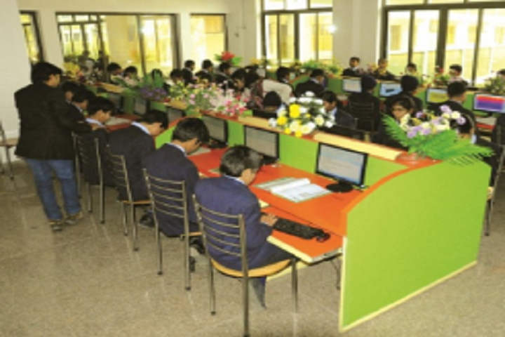 Indian Modern Senior Secondary School-Computer Lab