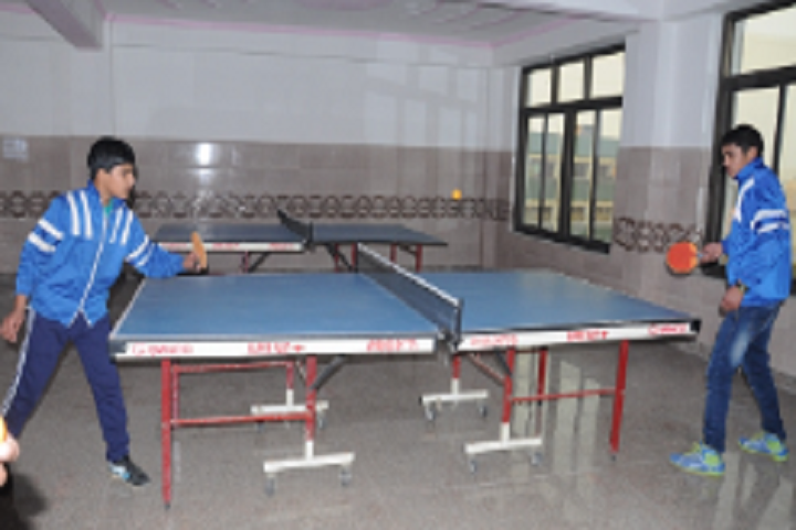 Indian Modern Senior Secondary School-Indoor Games
