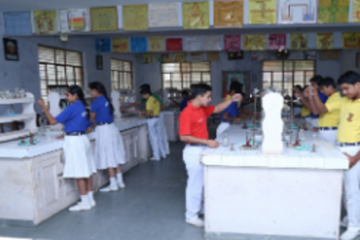 Indian Modern Senior Secondary School-Lab