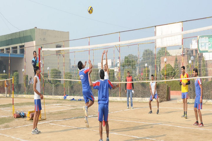 Indian Modern Senior Secondary School-Sports