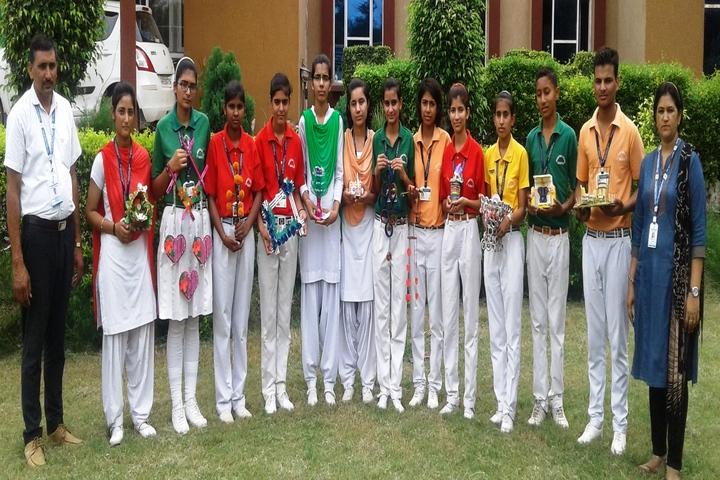 Indian Public School-Art And Craft