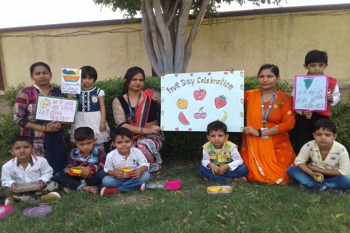 Indian Public School-Classroom Activity