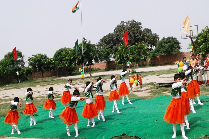 Indian Public School-Dancing Activity