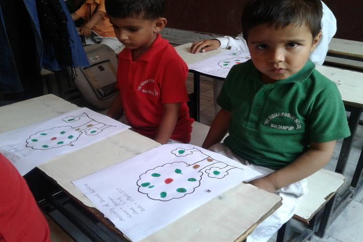 Indian Public School-Drawing Activity
