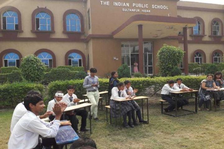 Indian Public School-Quiz Competition