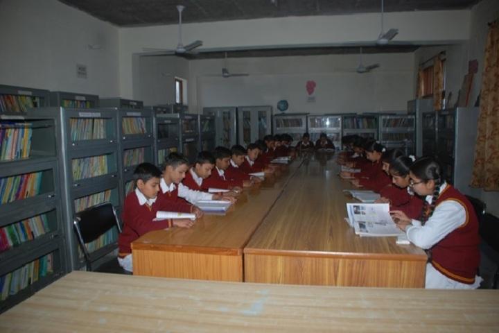 Indian Public School-Library
