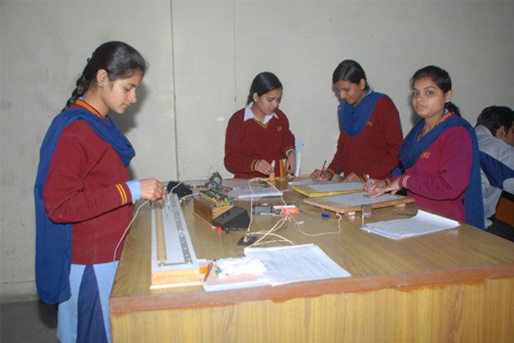Indian Public School-Physics Lab