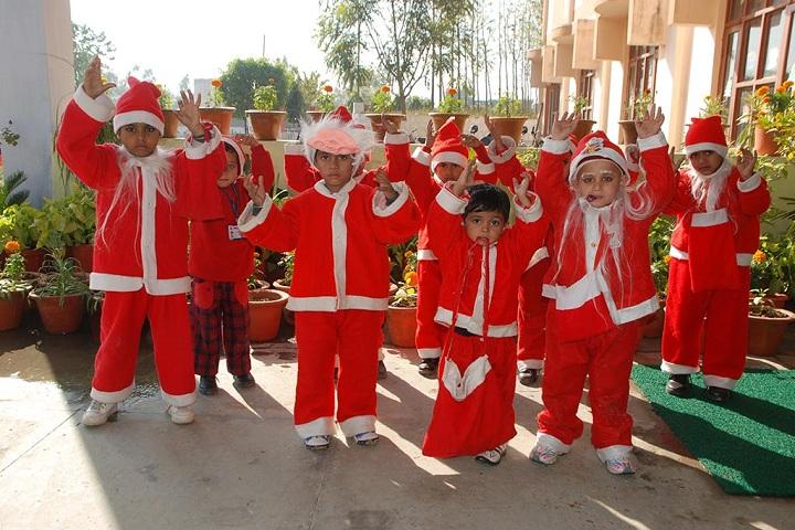 Ideal Public School-Christmas Celebrations