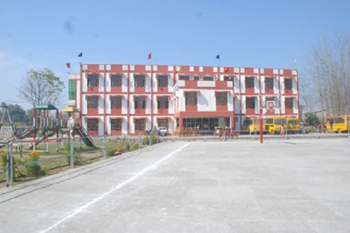 Indian Public School-Campus