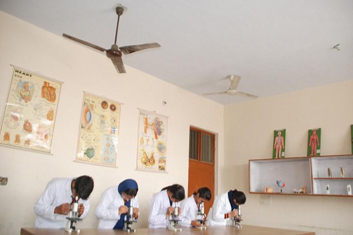 Indian Public School-Lab