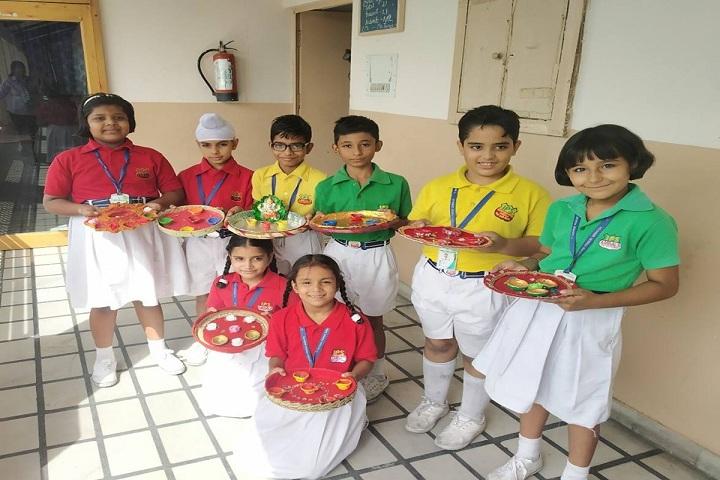Indian Public School-Diwali Celebrations