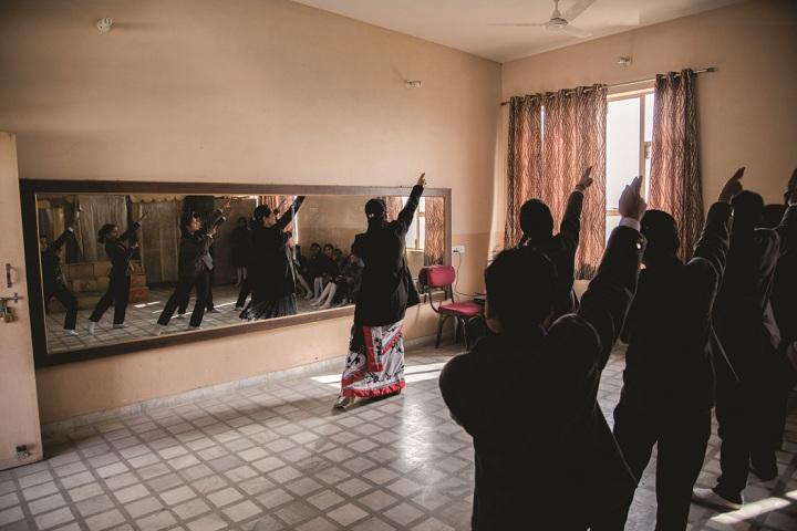 Indian Public School-Dance Room