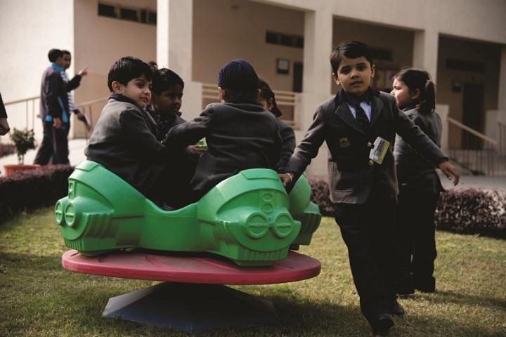 Indian Public School-Kids Play Area