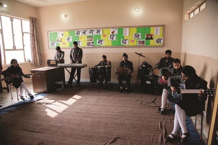 Indian Public School-Music Room