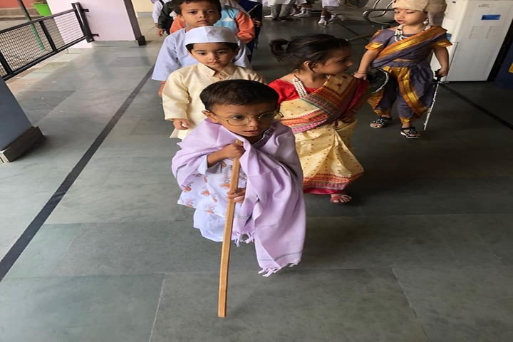 Indira Gandhi Public School-Fancy Dress