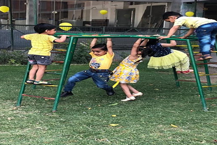 Indira Gandhi Public School-Play Area