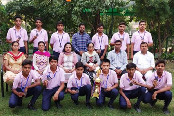 Indira Gandhi Public School-Sports Winners