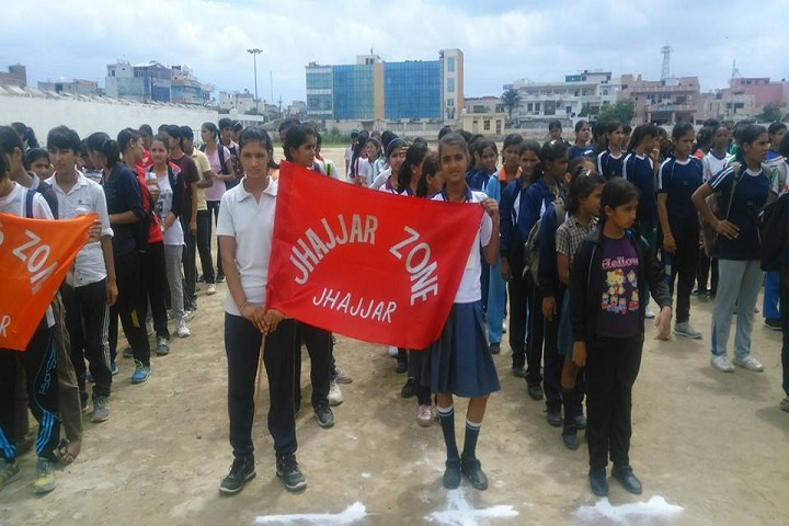 Indo American Senior Secondary School-Rally