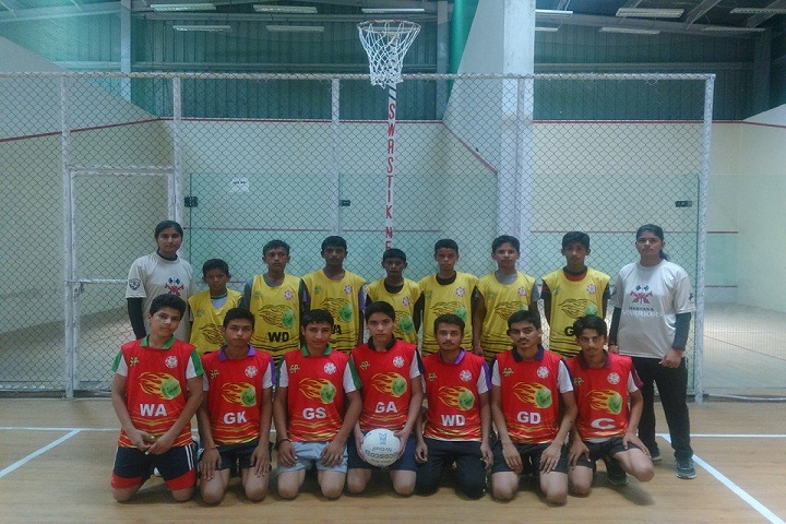 Indo American Senior Secondary School-Sports Team