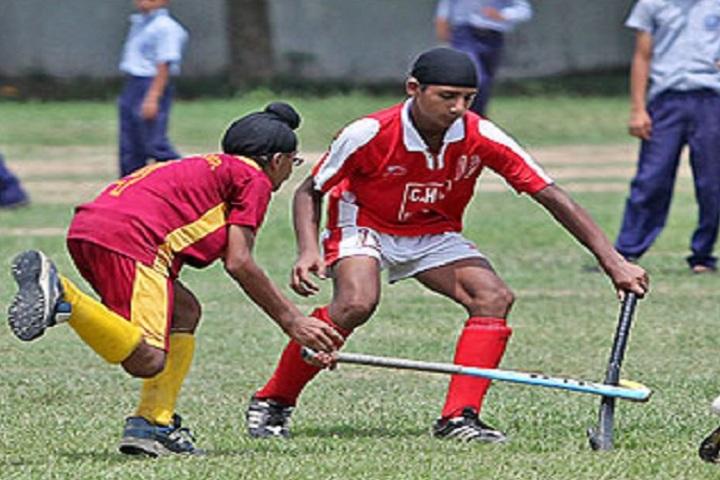 Indraprasth Public School-Hockey