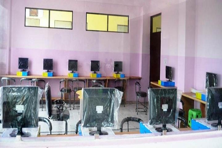 Indraprasth Public School-Computer Lab