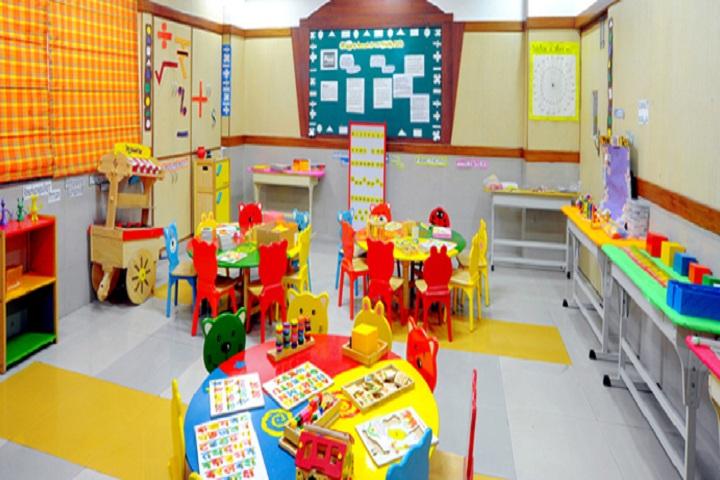 Indraprasth Public School-Pre Primary ClassRooms