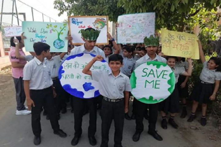 Indus Public School-Earth Day