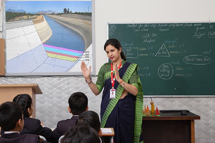 Indus Public School-Smart Classes