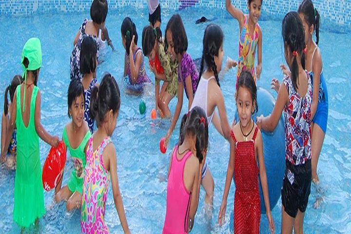 Indus Public School-Swimming Pool
