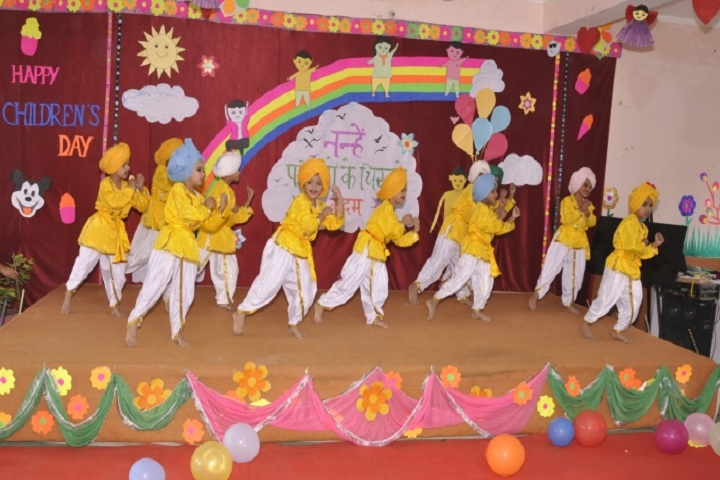 Indus Public School-Children Day Celebrations