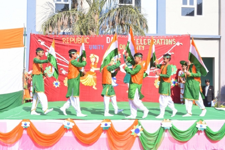 Indus Public School-Republic Day Celebrations