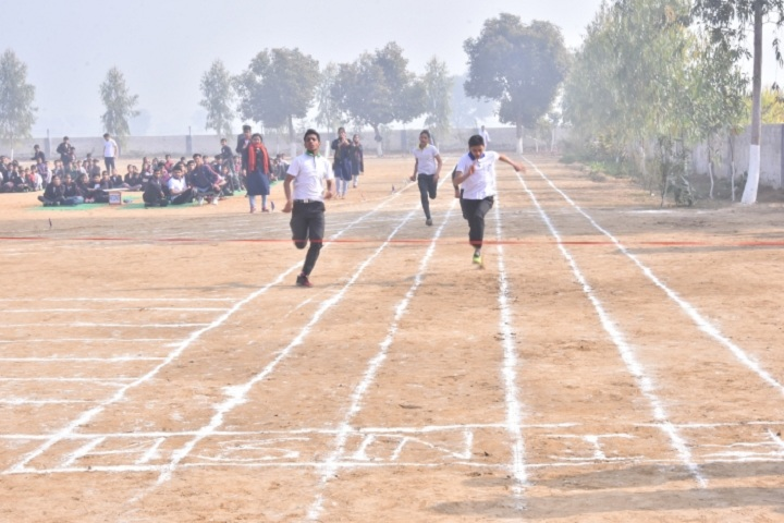 Indus Public School-Running Competition