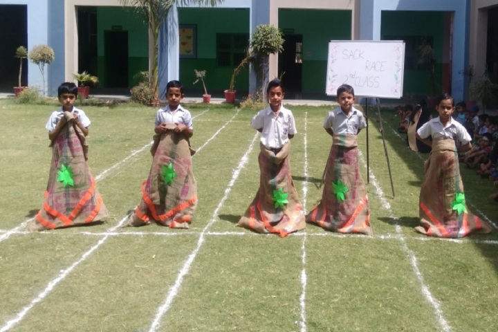 Indus Public School-Sack Race