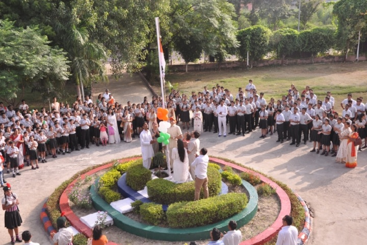 Indus Public School-Independence Day