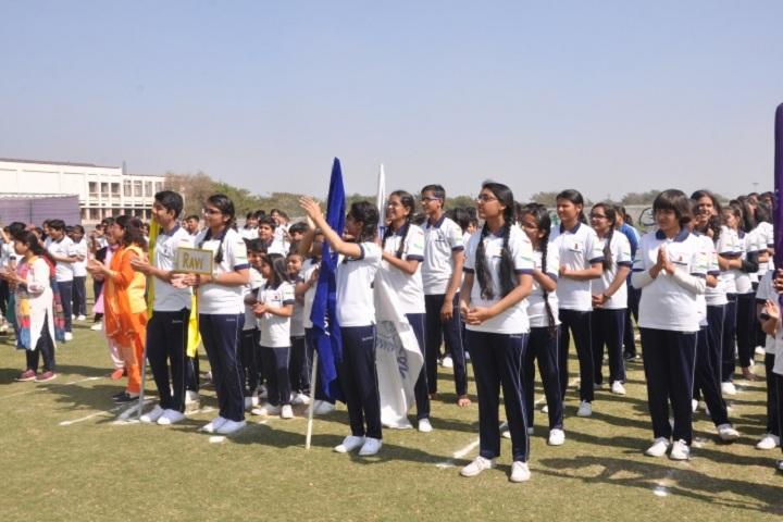 Indus Public School-Sports Meet
