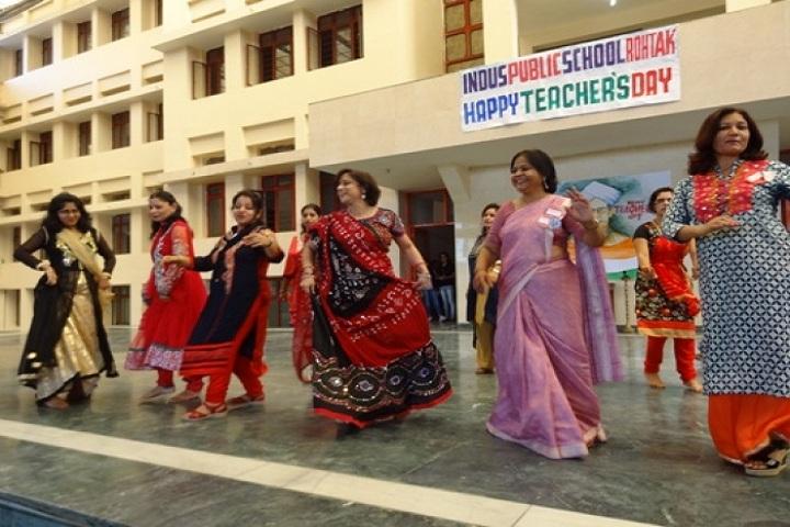 Indus Public School-Teachers Day