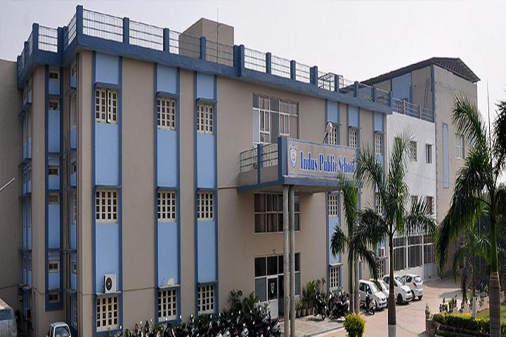 Indus Public School-Campus View
