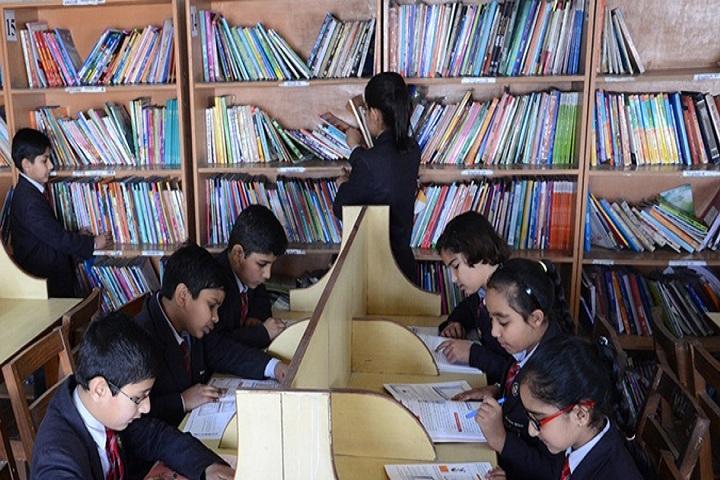 Indus Public School-Library