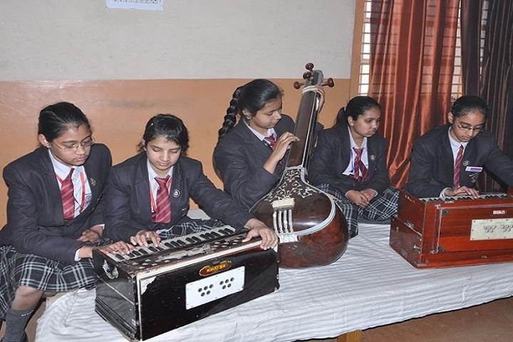 Indus Public School-Music Room