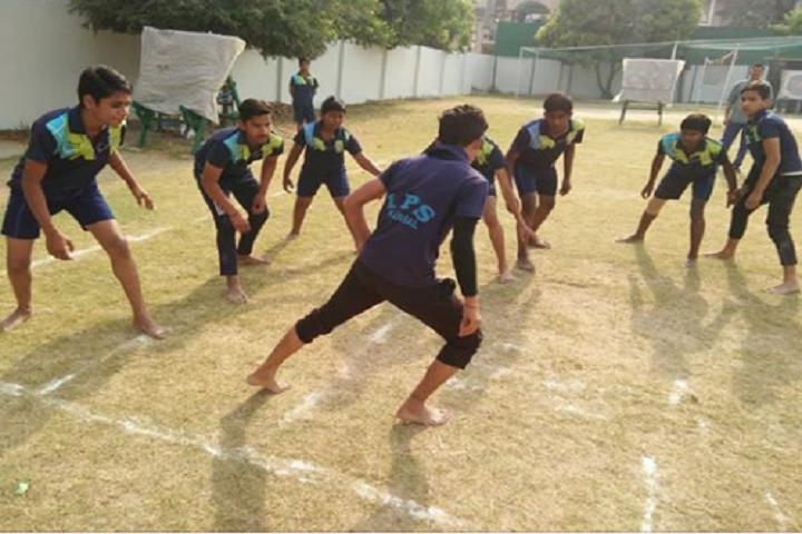 Indus Public School-Kabaddi
