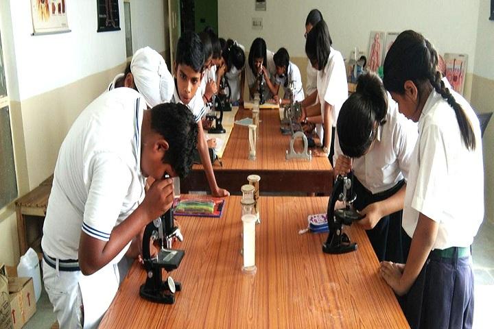 Indus Public School-Lab