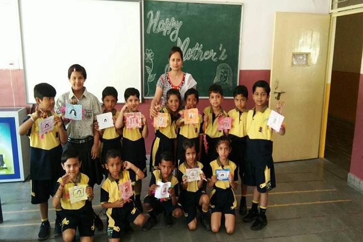 Indus Public School-Mother