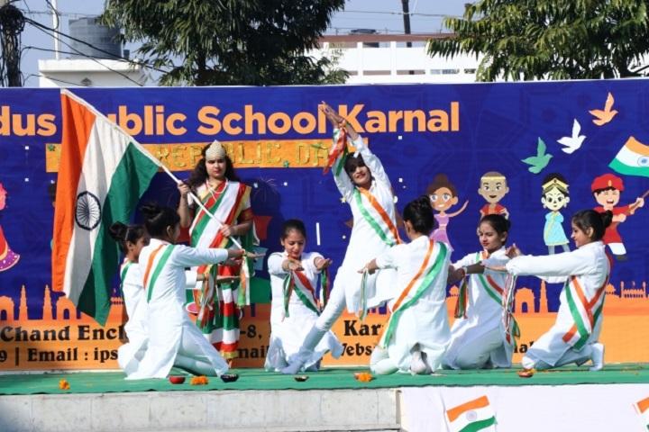Indus Public School-Republic Day