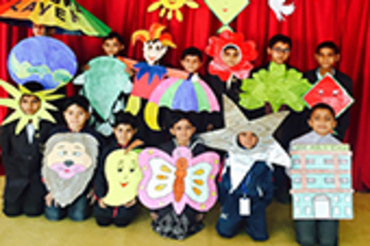 Indus Public School-Fancy Dress