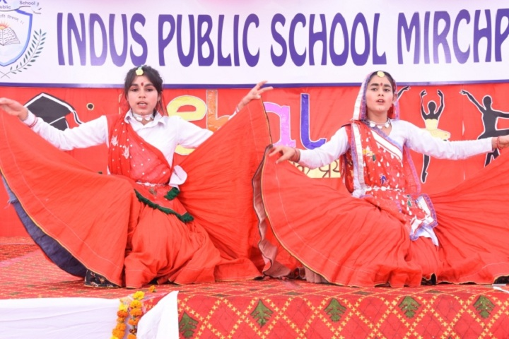 Indus Public School-Dances