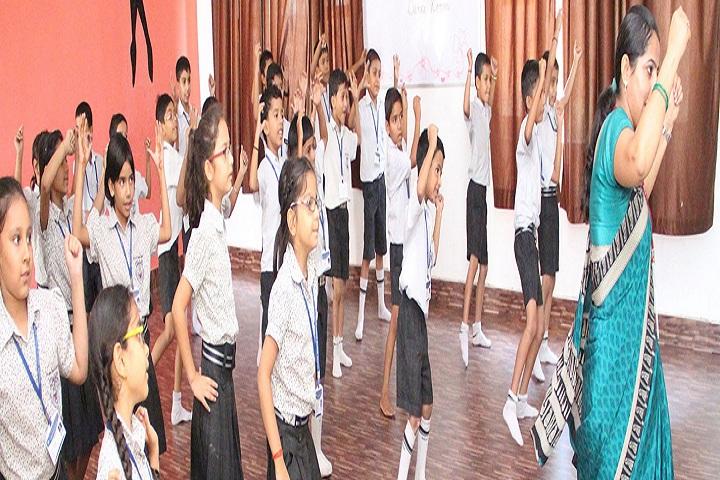Indus Public School-Dance Room