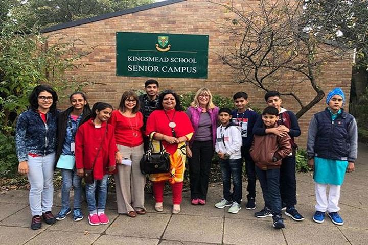 Indus Public School-Uk Trip