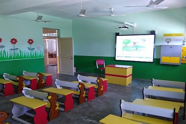 Indus Public School-Pre Primary ClassRoom