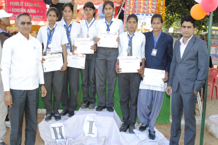 Indus Valley Public School-Awards